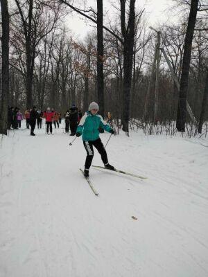 Юные жители Чистополя поборолись за звание лучшего лыжника