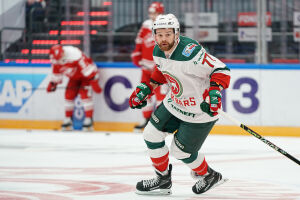 Форвард «Ак Барса» Стефан Да Коста признан лучшим нападающим декабря в КХЛ