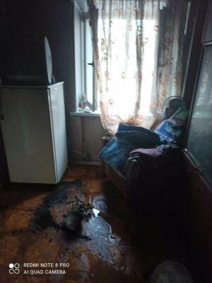 Жительница Бугульмы погибла на пожаре из-за непотушенной сигареты