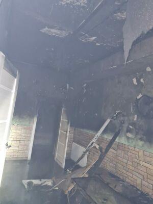 В подвале одного из жилых домов Казани загорелась сауна