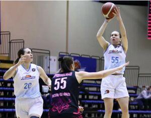 Баскетболистки «Казаночки» проиграли дома лидеру женской Суперлиги-1