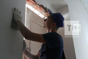 В Мамадыше начался капитальный ремонт многоквартирных домов