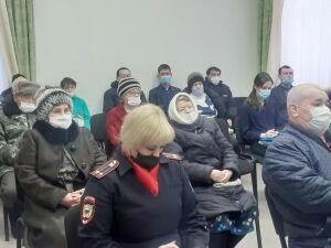 В селах Елабужского района стартовали отчетные сессии