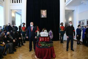 Песошин: Вся жизнь Геннадия Зерцалова была посвящена служению людям