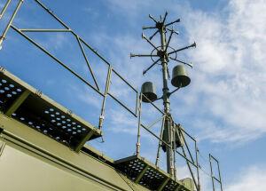 В войска передали новейший комплекс разведки «Пенициллин» на шасси «КАМАЗа»