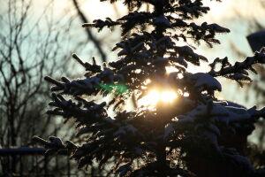 В воскресенье в Татарстане ожидается плюсовая температура