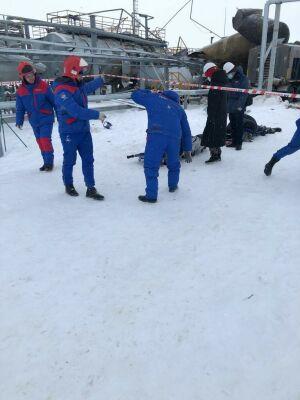 Стало известно о новых пострадавших в ЧП на нефтяном предприятии в Татарстане