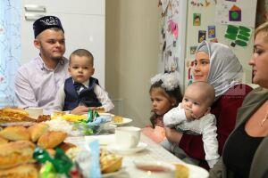 За год татарстанские семьи с детьми получили господдержку на 18 млрд рублей