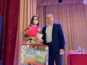 Водитель, учитель, прокурор: Черемшанцев наградили за вклад в развитие района