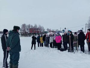 Акция «Рыбе — быть!» прошла в двух районах Татарстана