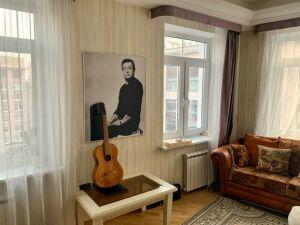 В казанском Музее соцбыта появятся гитара и личные вещи Караченцова