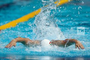 Татарстанские пловцы приступили к тренировкам в составе сборной России