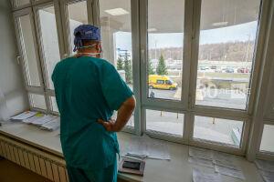 В январе заболевших Covid-19 чаще всего выявляли по обращениям к врачам