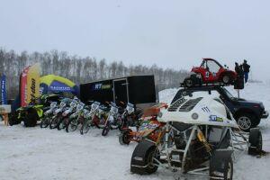 Внедорожный фестиваль собрал в Зеленодольске любителей технических видов спорта