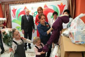 В 2021 году в РТ продолжится выдача подарочных комплектов для новорожденных