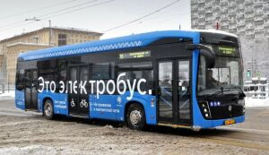 КАМАЗ удвоил план по выпуску электробусов