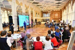 В Альметьевске стартовала стратегическая сессия по вопросам образования