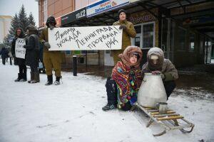 В День снятия блокады Ленинграда в Нижнекамске раздадут «блокадный» хлеб