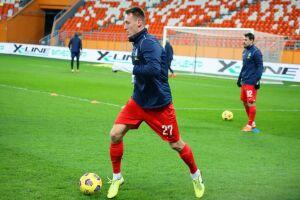 СМИ: «Рубин» подписал контракт c защитником «Тамбова» Грицаенко