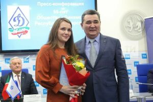 Салават Гайсин наградил журналистов за лучшее освещение работы ФСО «Динамо» в РТ