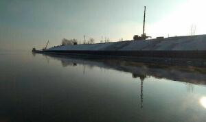 Благодаря реконструкции дамбы на Каме защищены три населенных пункта Татарстана