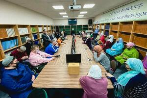 В Казани стартовали курсы реабилитации для незрячих и слабовидящих