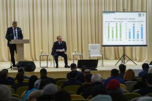 Айдар Метшин призвал нижнекамцев активнее участвовать в самообложении
