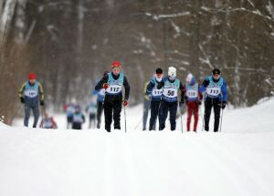 Татарстанцы завоевали 10 медалей в первые два дня чемпионата ПФО по лыжным гонкам