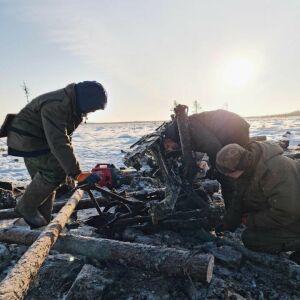 Поисковики из Альметьевска обнаружили самолет времен Великой Отечественной