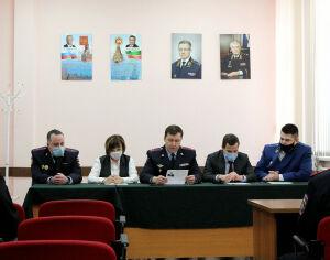 В казанский отдел полиции «Дербышки» назначили нового начальника