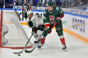 Нападающий «Ак Барса» Марушев может уехать в НХЛ после окончания этого сезона