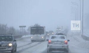 В Татарстане задержится неустойчивая погода с метелями и сильным ветром