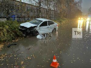 В Казани будут судить водителя за смерть пассажира в пьяном ДТП