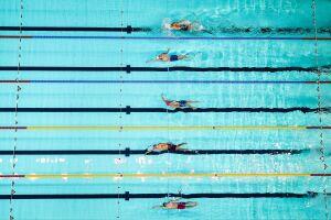 Сборная Альметьевска выиграла командный зачет чемпионата Татарстана по плаванию