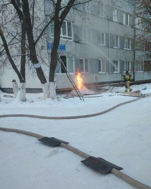 В Челнах накажут слесарей «ВолгоПромГаза» за вспыхнувший газ из трубы около дома
