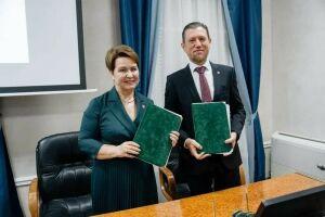 Уполномоченный по правам человека РТ и «Ярдэм» договорились о сотрудничестве