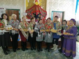 В чистопольском селе Большой Толкиш провели блинные соревнования