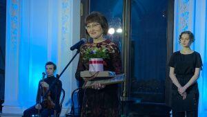 Искусствовед Рауза Султанова удостоена премии «Театральный роман 2020»