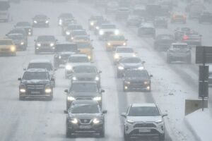 ГИБДД призывает водителей РТ быть осторожнее на дорогах в грядущую непогоду