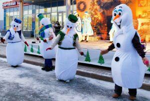 Верхнеуслонцев приглашают отпраздновать Рождество в Парке культуры и отдыха