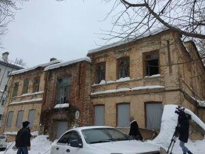 На объекте культурного наследия в Казани нашли резиновую женщину