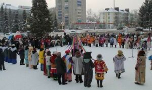 Жителей Менделеевска приглашают на колядки и удмуртскую детскую елку