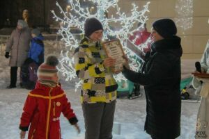 В Болгаре объявили победителей конкурса «Новый год пришел к нам во двор»