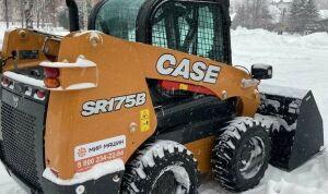 В Нижнекамске появились три новые снегоуборочные машины