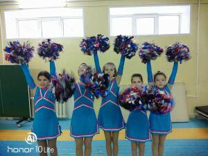 В Бугульме школьники сразились в волейбол и сдали нормативы ГТО