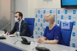 В Татарстане заболеваемость Covid-19 снизилась в первую неделю января