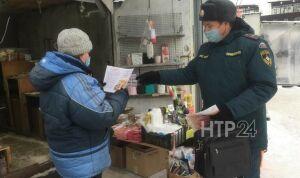 В Нижнекамске любителей фейерверков оштрафовали на 10 тыс. рублей