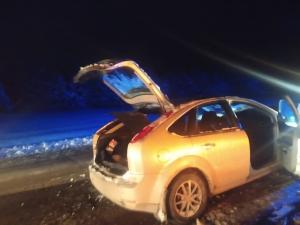 Четыре человека попали в больницу после столкновения трех авто в Татарстане