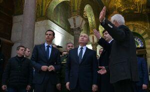 Путин обратил внимание на реакцию сирийцев во время его визита в Дамаск
