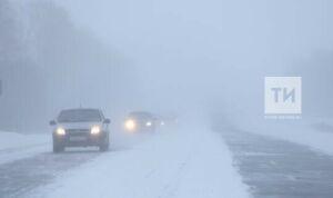 В Татарстане ожидается снег и слабая метель